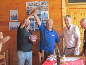 Quarta e ultima gara di pesca da riva riservata ai soci